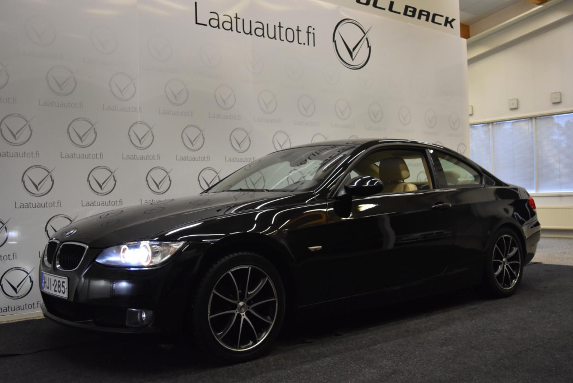 BMW 320 320iA Coupé - Xenon,  Nahat,  Auto ac cruise,  Rahoitustarjous 1.99%!