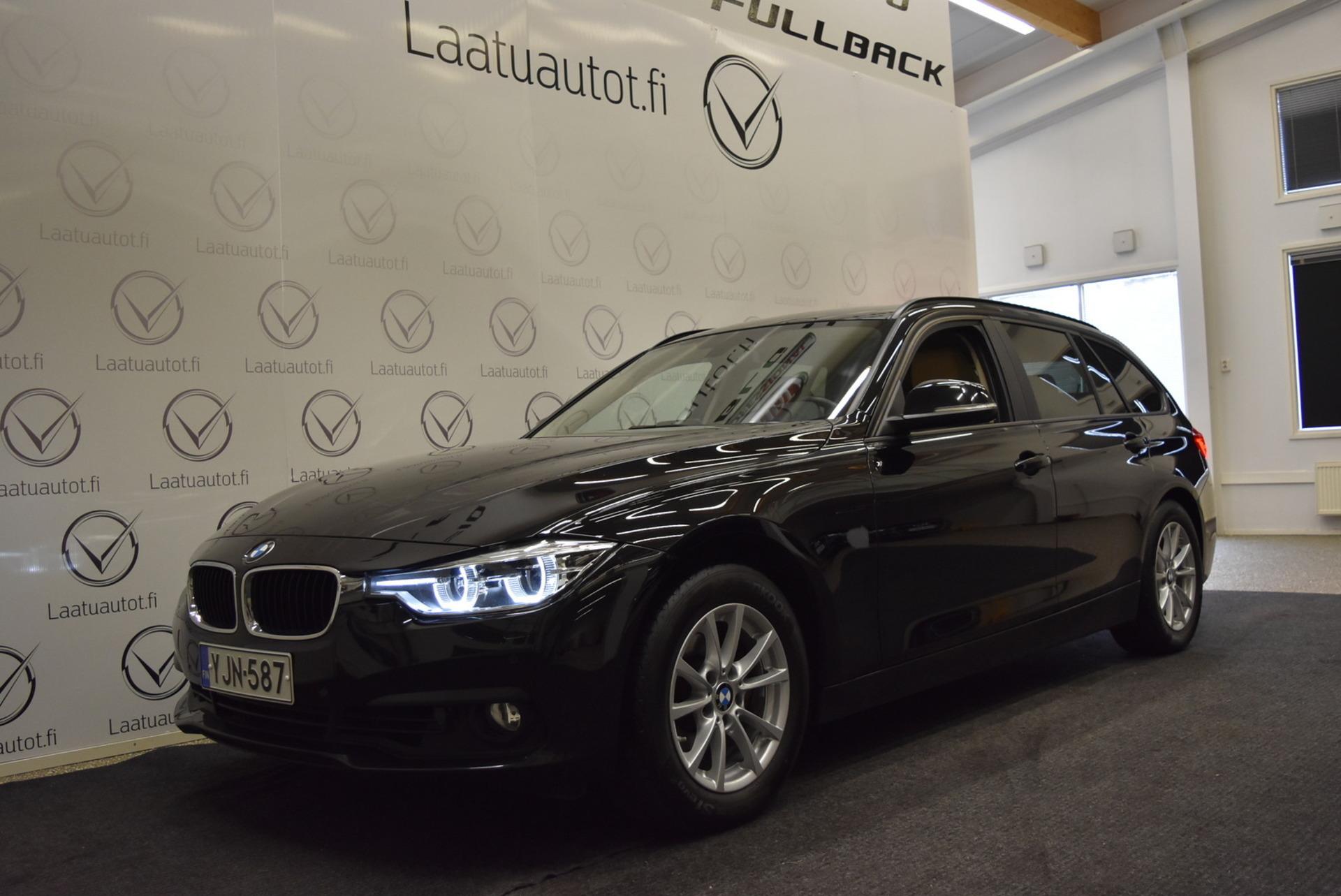 BMW 320 F31 Touring 320i A xDrive Business Exclusive Edition - Korko 1, 99%+kulut,  Led-ajovalot,  Nahkasisusta,  Urheiluistuimet