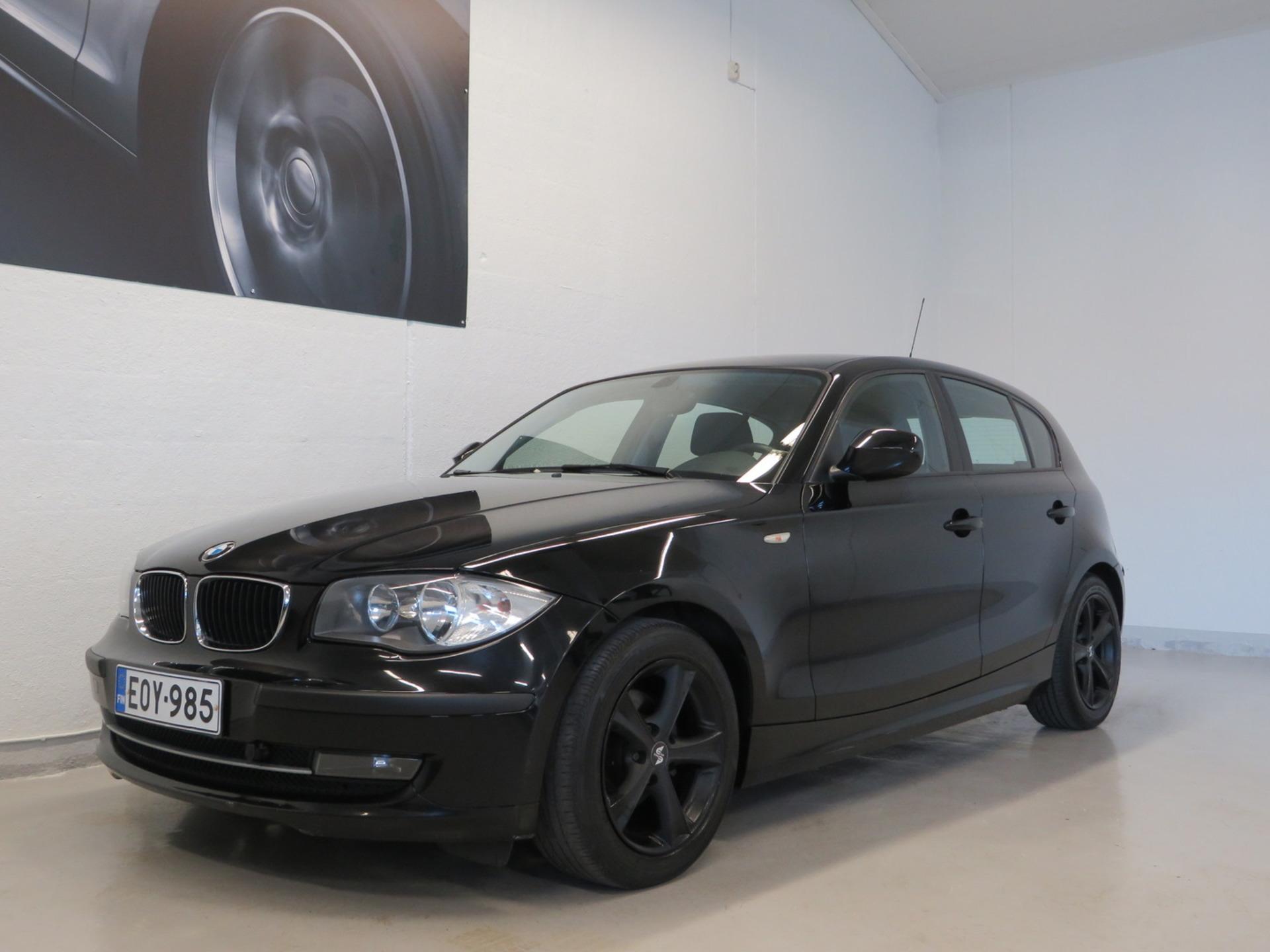 BMW 116 E87 Hatchback 5-ov - Korko 1, 99%! Rahoitus alkaen 0? käsirahalla! Hyvin huollettu!
